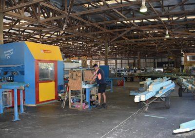 manufacturing buildling frames noosa
