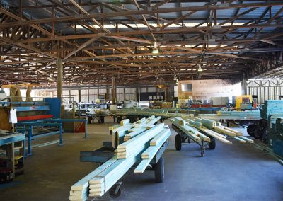truss and buildling frame manufacturer sunshine coast